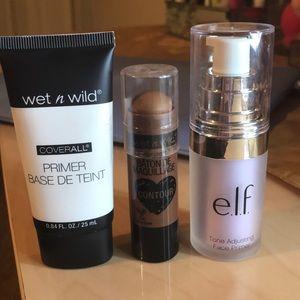 Drugstore Makeup Primers + Contour Stick